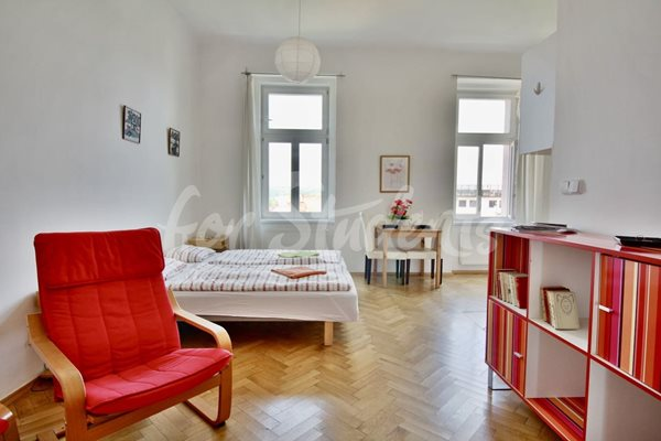 Studio apartment in Prague 3 - P25/19