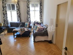 One spacious bedroom near Anděl available in two bedroom apartment, Prague - 2
