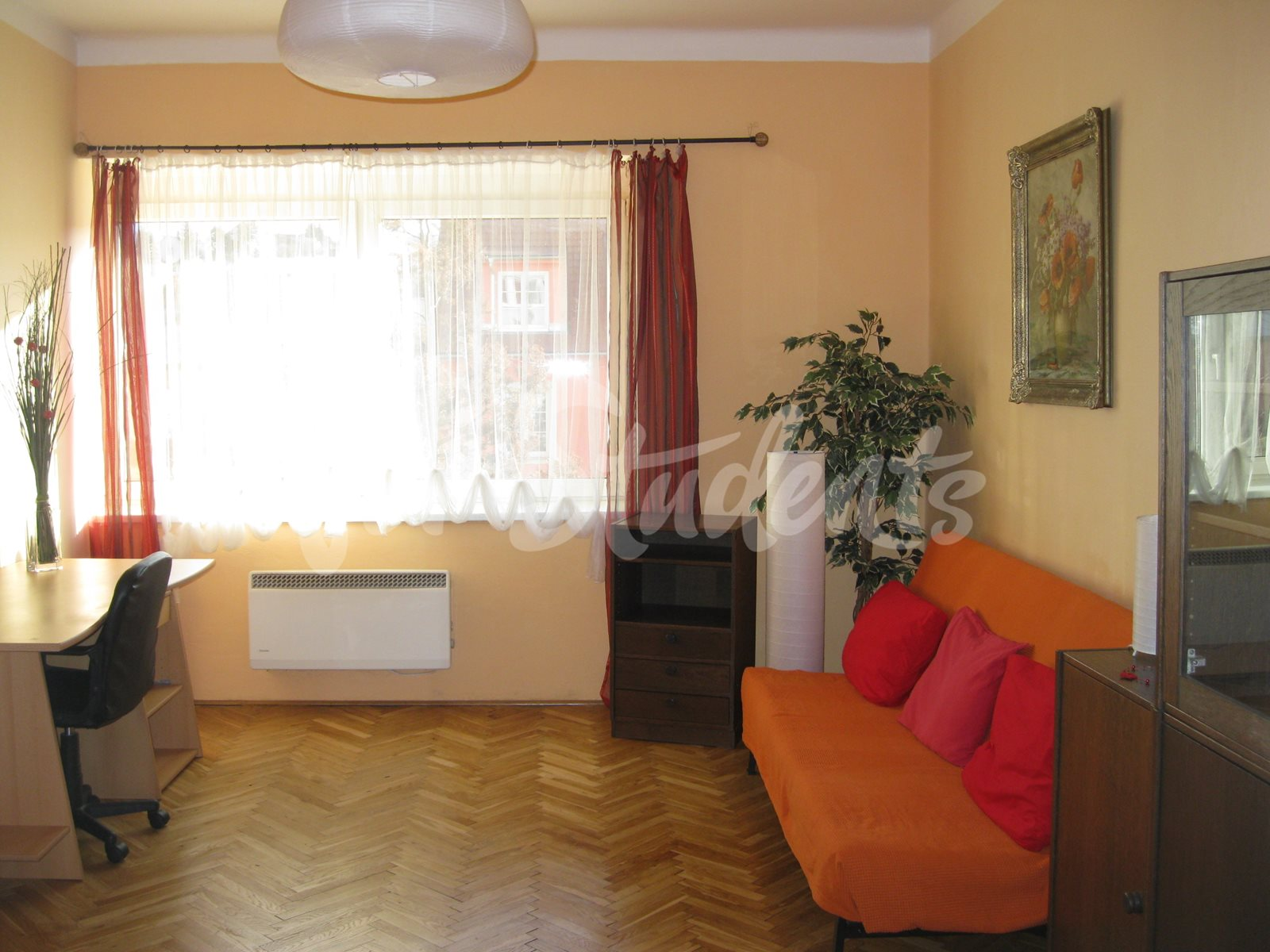 Two bedroom flat in Prague 5