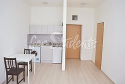 Nice studio apartment, Brno - kuchyn