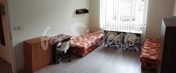 Place for a girl in a shared apartment in the centre of Brno - RB50/19