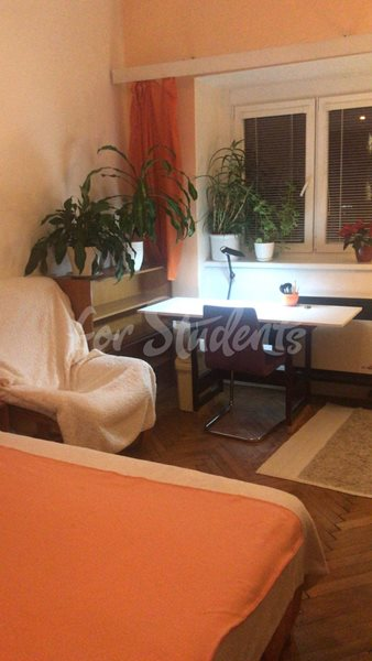 One room available in shared apartment, 10min from city center, Prague - RP3