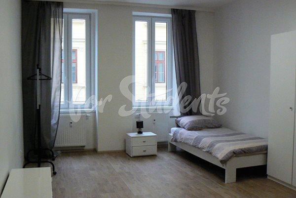 Cosy studio apartment close to the centre of Brno - B67/19