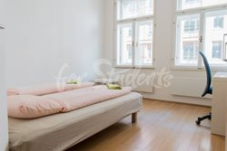 One bedroom available in a three bedroom apartment in Žižkov - 4b4cbbef-34ce-4782-8bd5-3632a74fa9a2
