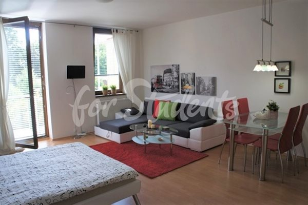 Studio apartment near Old Town for sale, Hradec Králové - S3