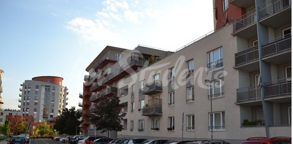 - One bedroom flat in Prague 10
