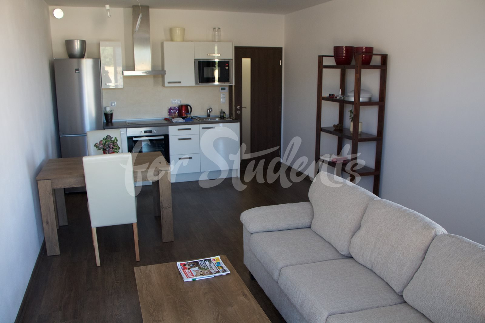 Luxurious one bedroom apartment in Pod Svahem street