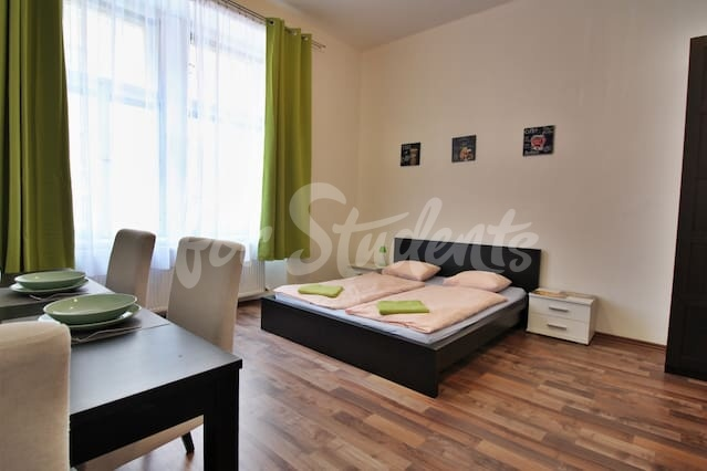 Two bedroom apartment in Prague Žižkov