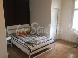 Spacious two bedroom apartment with a terrace, Prague - bedroom-2