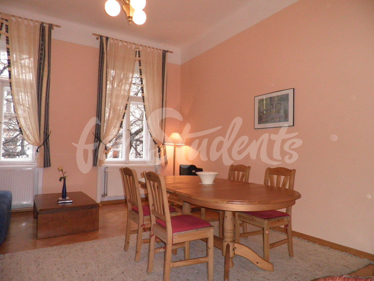 One bedroom apartment in Vinohrady, Prague