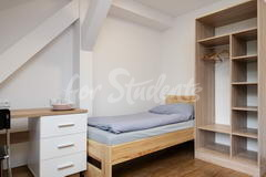 Double rooms with shared kitchen and bathroom in Plzeňská Campus, Prague - campus_plzenska_05