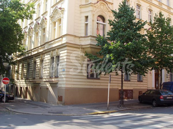 - Spacious one bedroom flat in Vinohrady