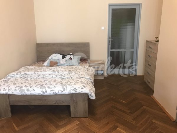 One bedroom in male two bedroom apartment in the Old Town - R32