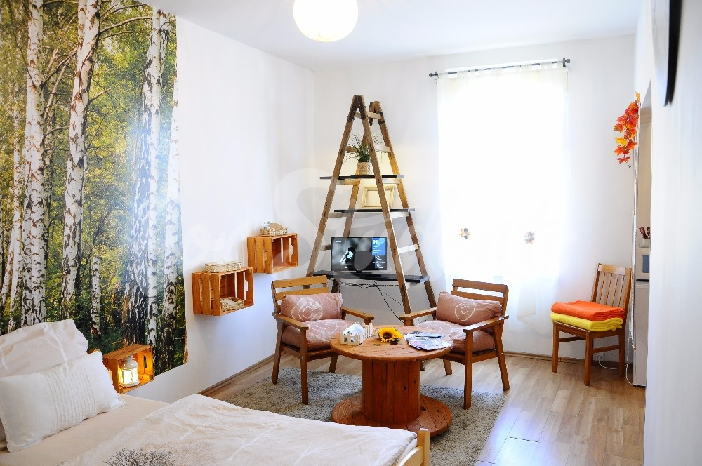 Studio apartment -