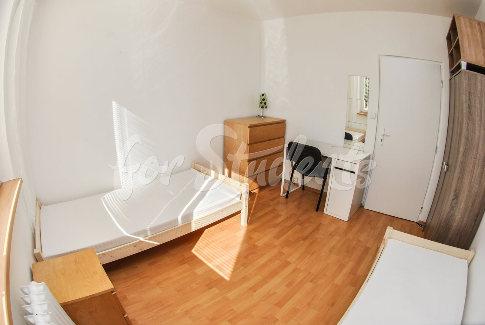 Cosy room in a shared apartment close to Campus, Brno