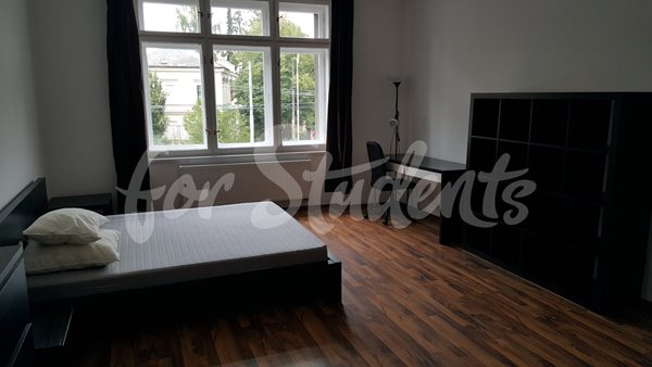 - One bedroom available for rent in a student residency