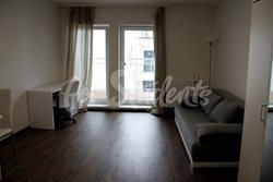 One bedroom apartment with a big balcony - obyvak2