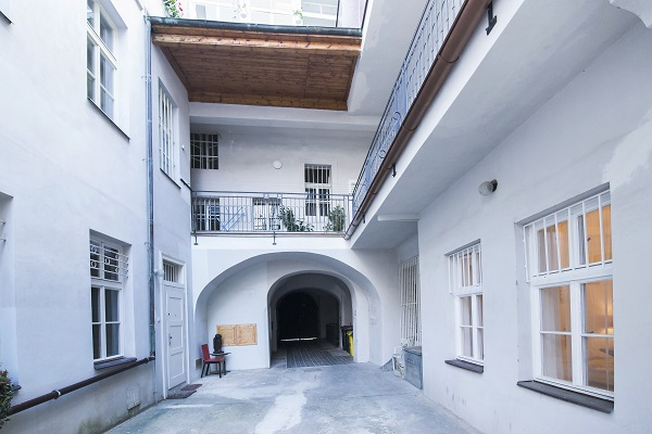 - Two bedrooms flat in Prague 1