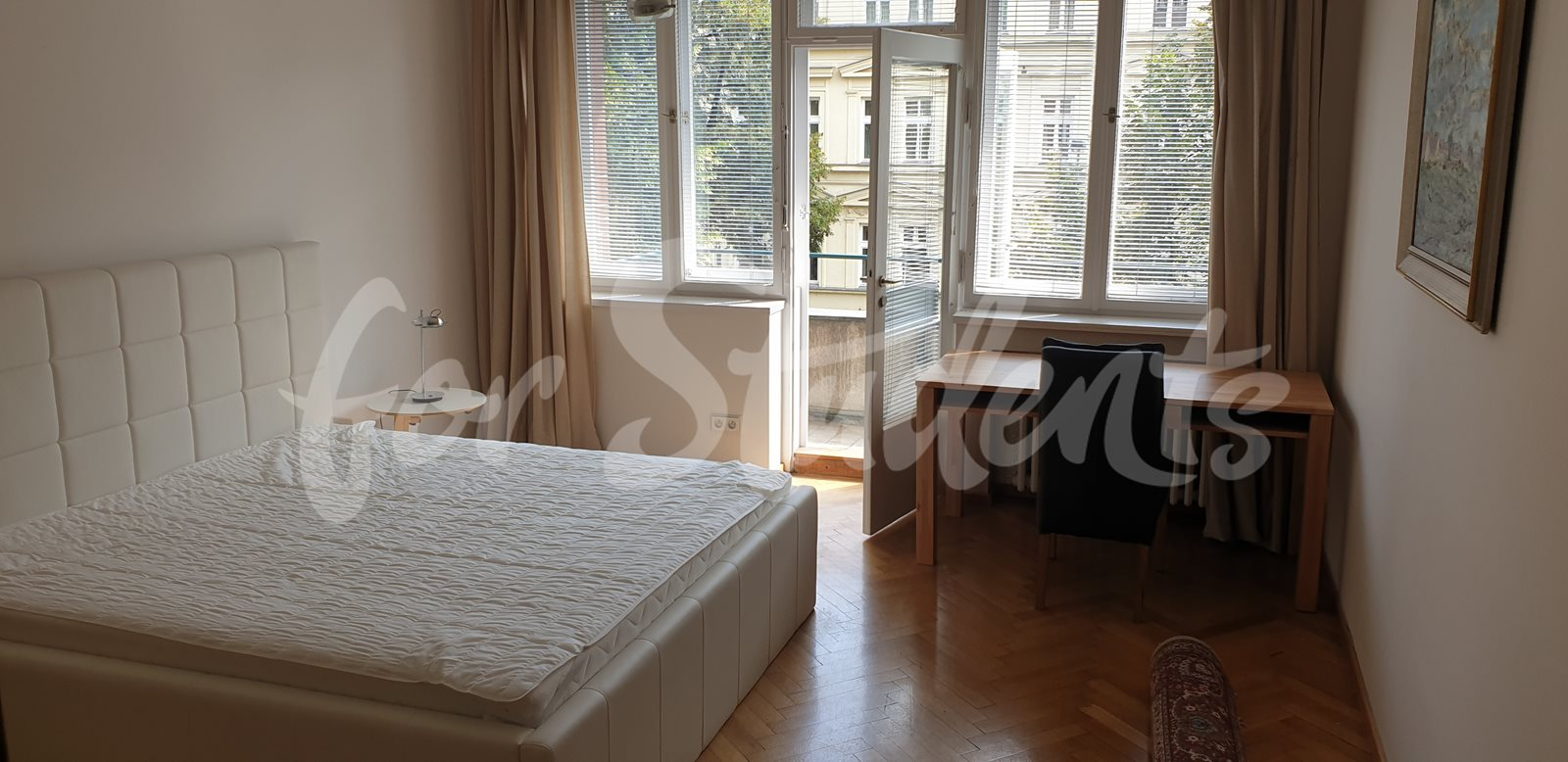 Two bedroom apartment in Prague 2, Vinohrady