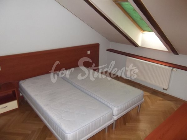 - One bedroom flat in Anděl