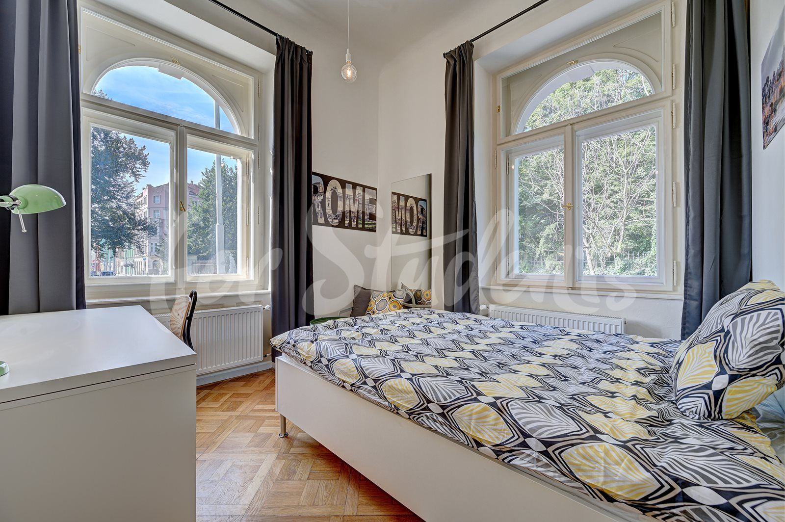 Rooms available in New Students House, close to city center, Prague - DISCOUNTED!