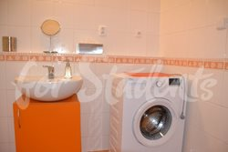 Spacious and modern studio apartment, Prague - bathroom-III