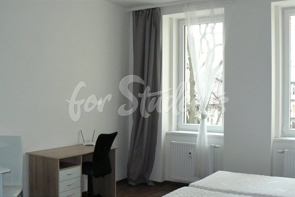 Spacious and well presented studio close to the centre of Brno - B01/21