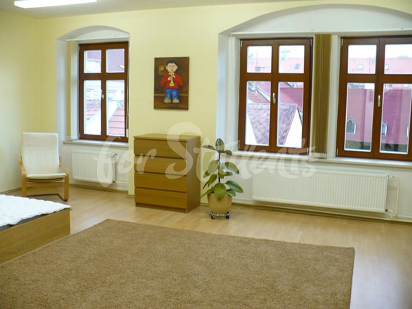 - One bedroom available in female two bedroom apartment in Old Town