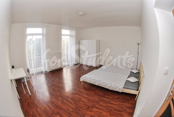 Spacious room for rent, Brno, Summer discount - RB3/20