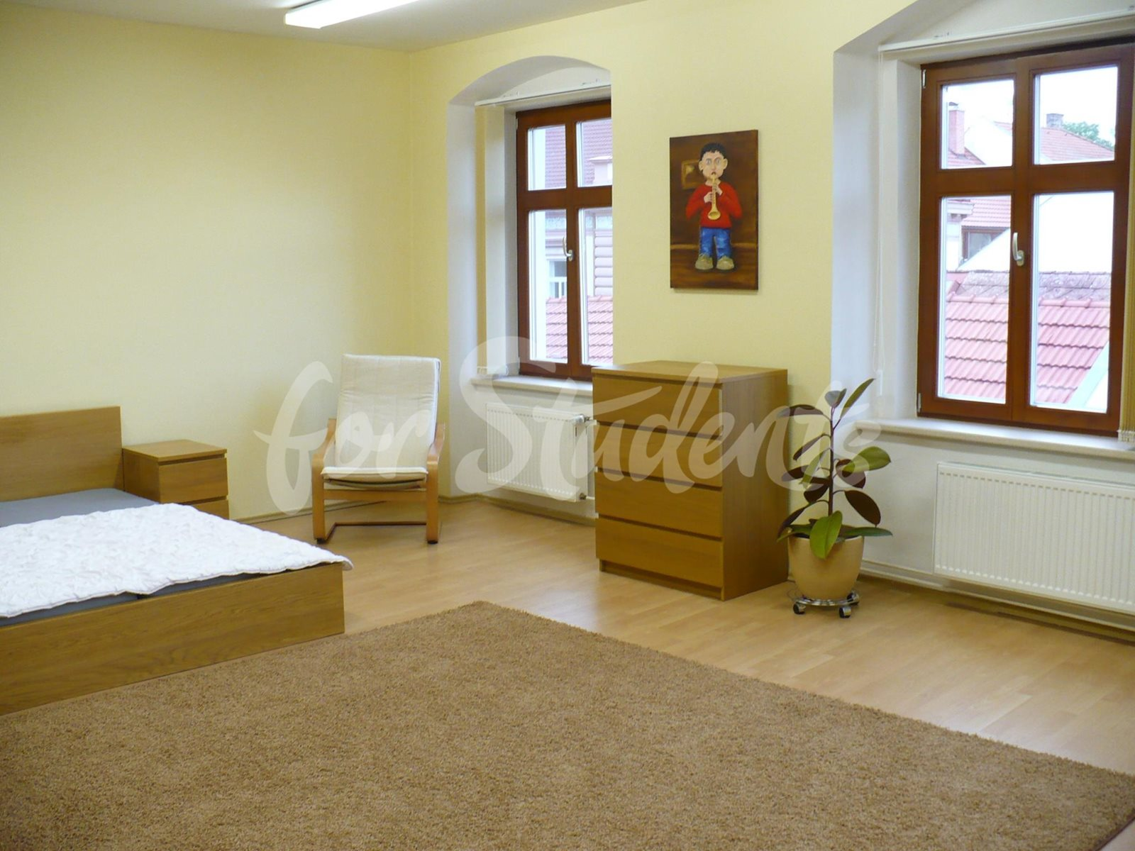 Two bedroom apartment in the Old Town, Hradec Králové