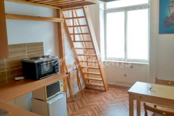Studio apartment in the Old Town - P24/19