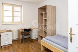 Double rooms with shared kitchen and bathroom in Plzeňská Campus, Prague - campus_plzenska_11_b