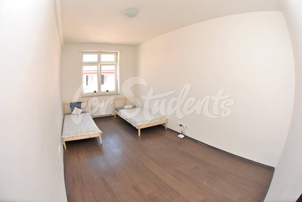 - Room in a shared apartment