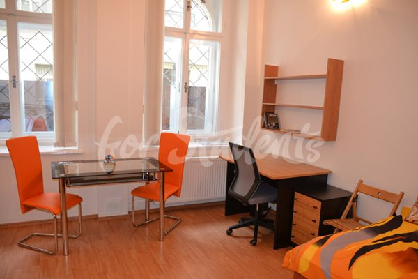 - One bedroom flat in Prague 2