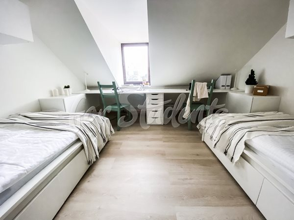 modern double room in Brno DISCOUNT untill February 2021 - RB9/20