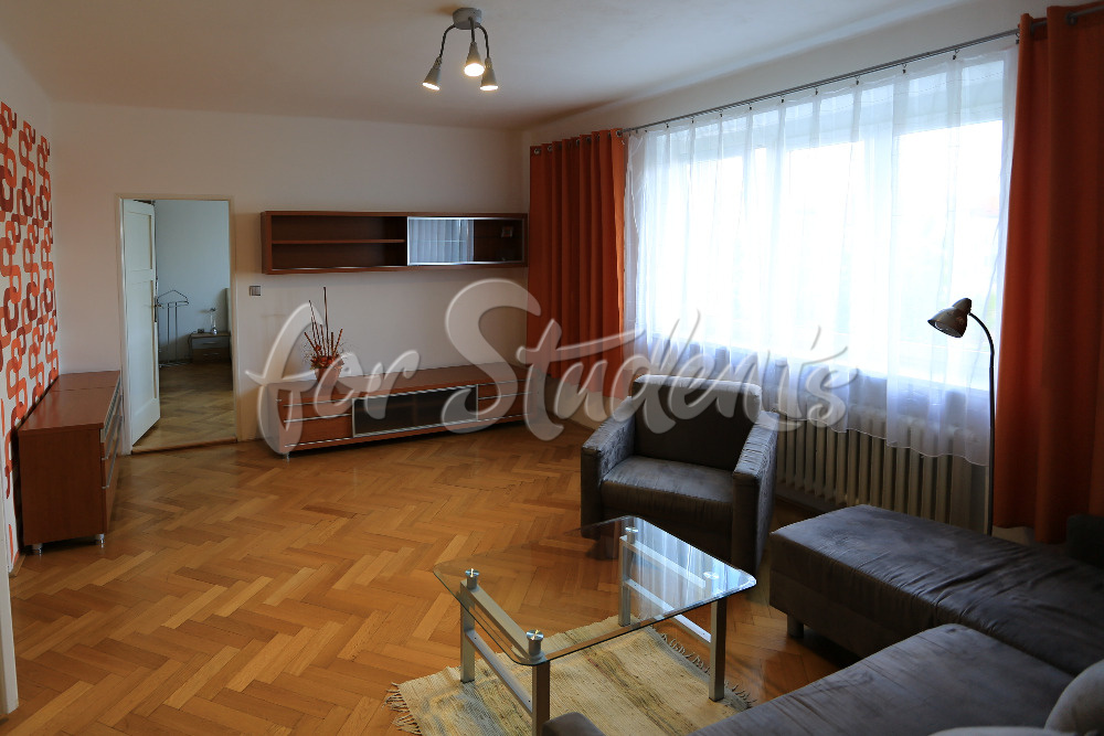 Newly reconstructed 2 bedroom apartment in Brno