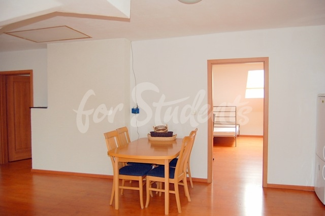 One bedroom for female student available in 3bedroom apartment in Tomkova street