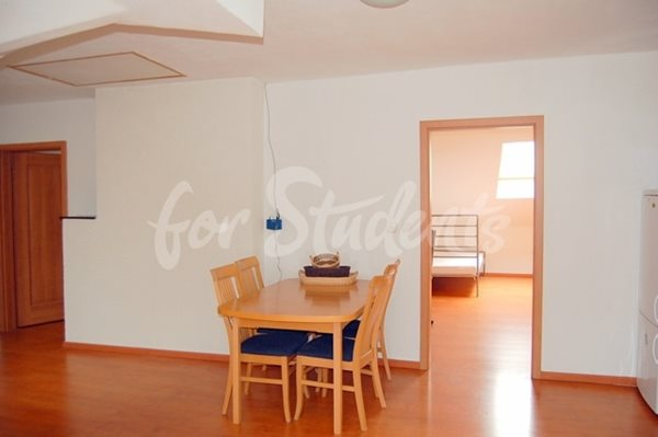 - One bedroom for female student available in 3bedroom apartment in Tomkova street