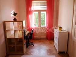 2 rooms available in female four bedroom apartment in the center of town - 2nd-room-A-kopie