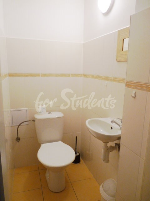 2 rooms available in female four bedroom apartment in the center of town (file 2nd-WC.jpg)