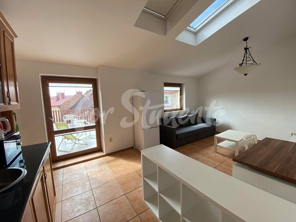 One bedroom apartment in a student's house in the center of town, Hradec Králové - 55/20