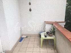 Spacious two bedroom apartment with a terrace, Prague - balcony-1