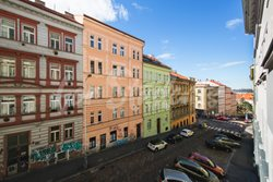 One/Two bedroom apartment in Žižkov, Prague - 371A8726