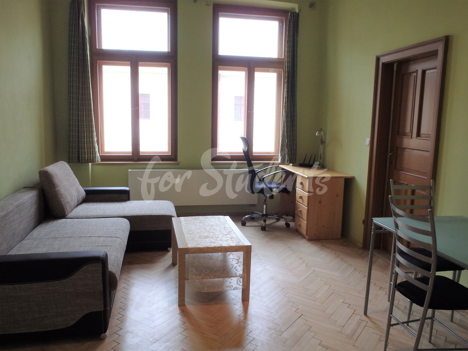 One bedroom apartment near Old Town
