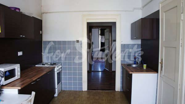 - One bedroom available for rent in a student residency - for male student
