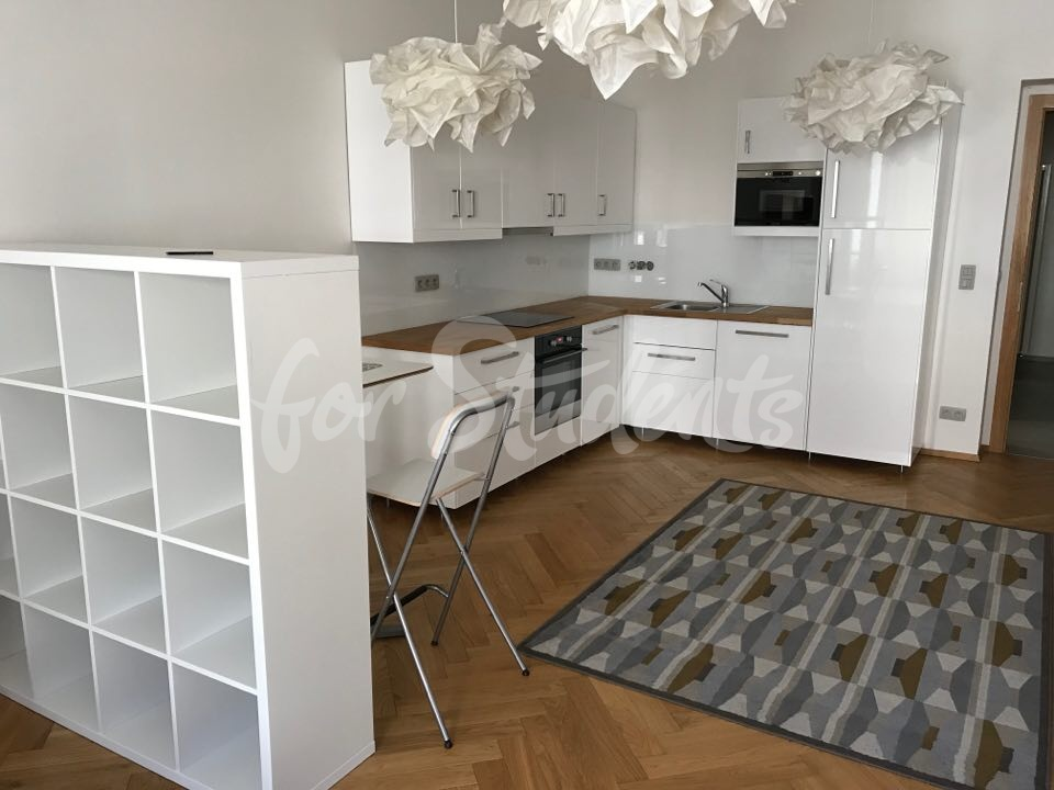 Studio apartment in the Old Town