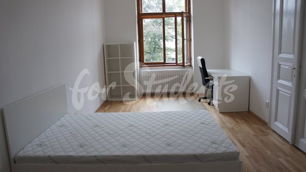 Last bedroom available in a male three bedroom apartment in student´s residency - R4