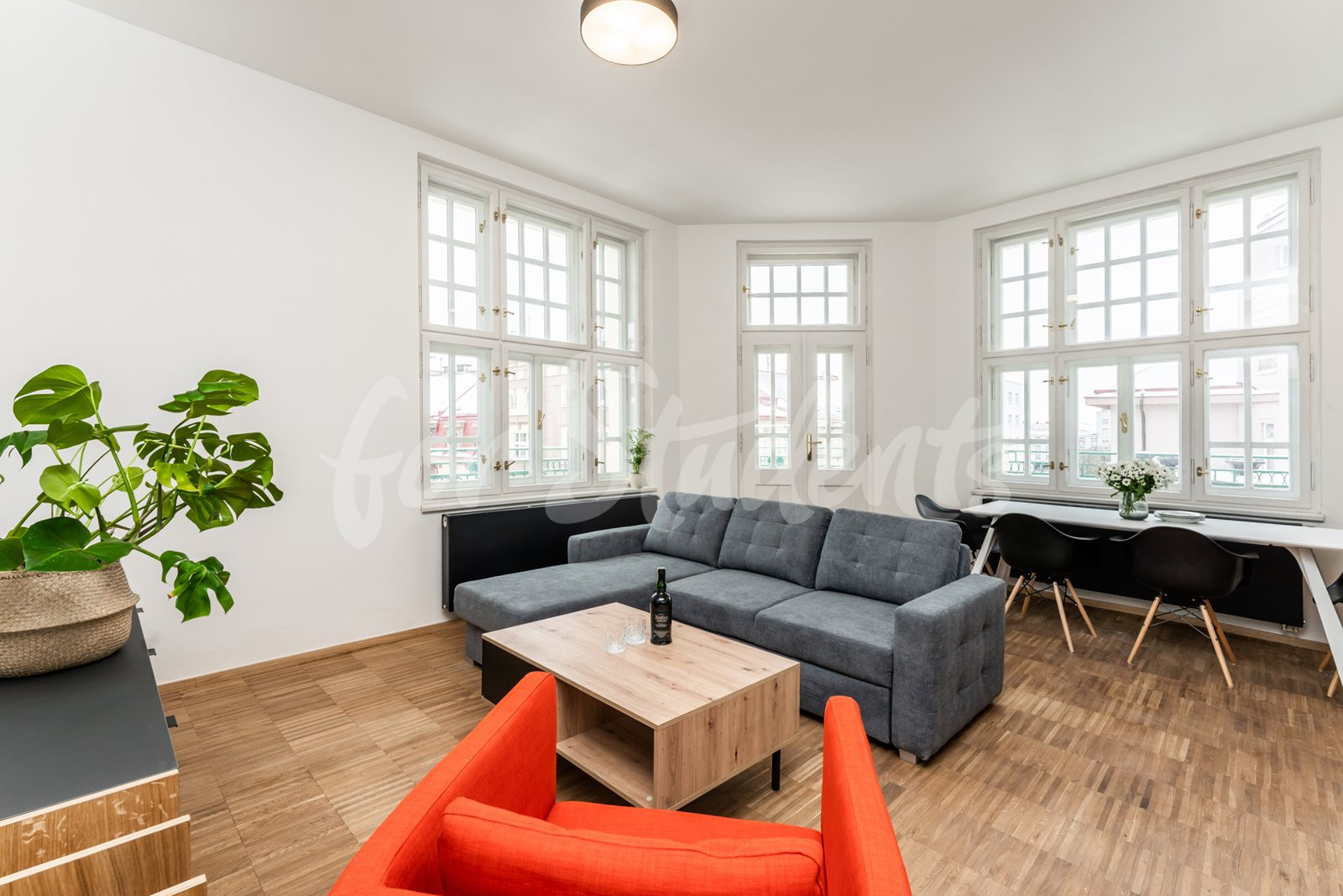 Two bedroom apartment in New Town, Hradec Králové