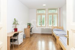 Double rooms with shared kitchen and bathroom in Plzeňská Campus, Prague - campus_plzenska_14_b